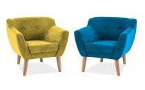 Foteliai - krėslai