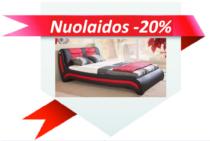 Nuolaidos lovoms -20%